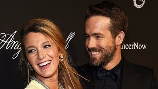 Blake Lively Jokes About CHEATING on Ryan Reynolds With Sexy Co-star