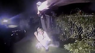 Des Moines Police Bodycam Video of Officer Fatally Shooting Woman - WARNING: GRAPHIC CONTENT