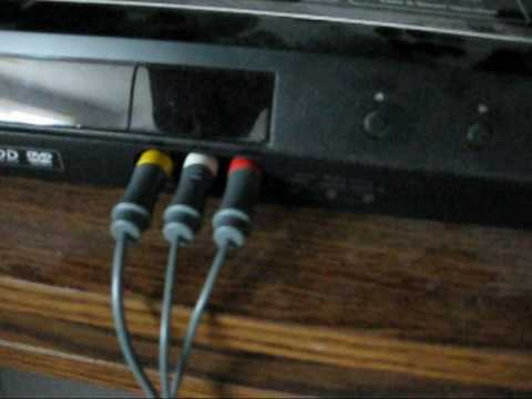 How to Record Xbox 360 gameplay footage using just a DVD or HDD PVR