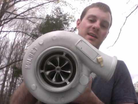 Holset Super HX40 62mm Billet Compressor Wheel Upgrade - playithub com