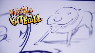 Go Behind the Scenes of Kitbull | Pixar SparkShorts