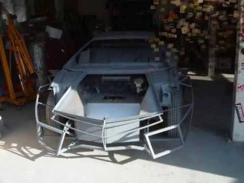 Lamborghini Reventon Super Replica By MkV