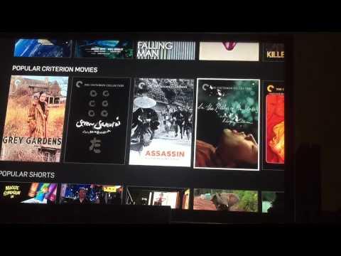 Netflix and Hulu Plus On Ps4