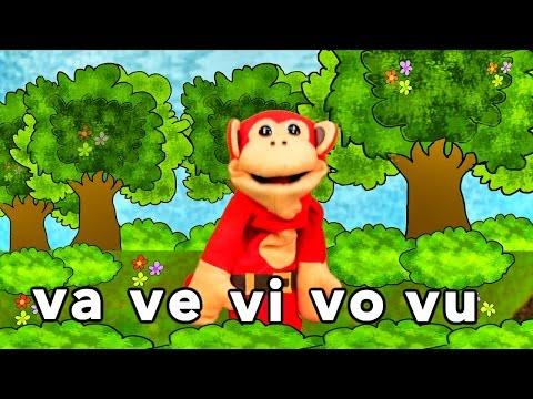 Xxx Mp4 Sílabas Va Ve Vi Vo Vu El Mono Sílabo Videos Infantiles Educación Para Niños 3gp Sex