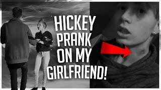 HICKEY PRANK ON MY GIRLFRIEND! (GONE SO WRONG) FT. ZOE LAVERNE AND CODY ORLOVE!