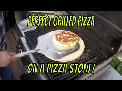 Culinary Couture Pizza Stone review and demo