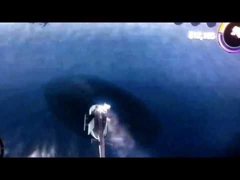 Saints Row 2 Easter Egg: Baby Sea Monster