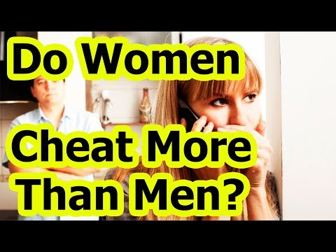 Do Women Cheat More Than Men? Survey