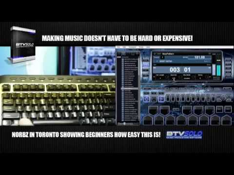 Beats Maker Software Drum Machine | How To Make Drum & Bass Drums