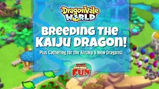 Dragonvale World | How to Breed the Cinder Dragon | GulluTube