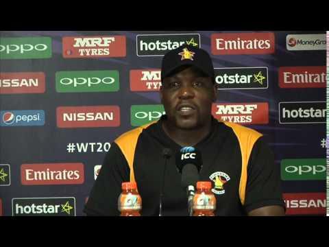 Zimbabwe Cricket Team Captain Hamilton Masakadza Expresses Hope At ICC World Cup