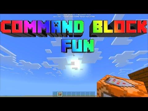 Minecraft: Command Block Fun On Xbox One