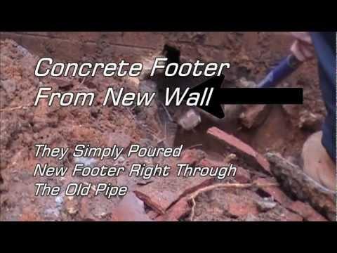 REPAIR - Terra Cotta (clay pipe)