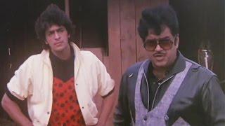 Chunky Pandey argues with Shatrughan Sinha - Aag Hi Aag - Scene 8/18