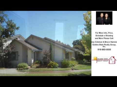 3073 Swallows Nest Dr, Sacramento, CA Presented by Amy Coleman & Bruce Hammer.
