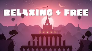 7 FREE Relaxing Mobile Games You Don't Know About