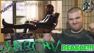 Arrow Season 6 Trailer #2 REACTION/REAKCE