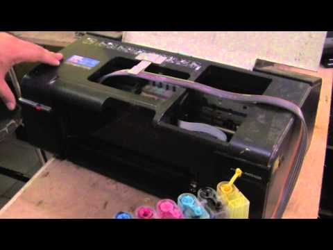 How to Reset the Ink level In Epson T60 Printer