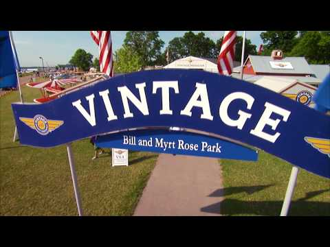 Timeless Treasures - Vintage Aircraft at EAA AirVenture Oshkosh 2016