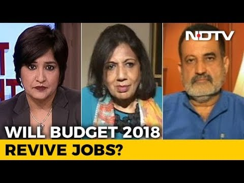 India's Rising Unemployment: Will Budget 2018 Revive Jobs?