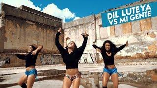 Dil Luteya (Mi Gente Remix) - DJ Syrah | Punjabi Song