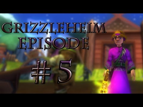 Wizard101 HD | Grizzleheim | Episode 5 - Frostholm