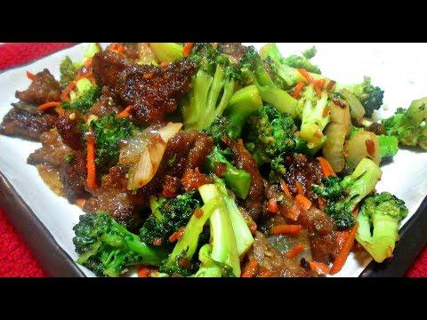 Beef and Broccoli - Teriyaki Style Stir Fry - PoorMansGourmet