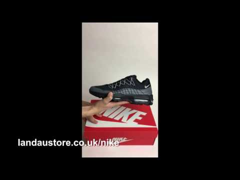 Unboxing of Nike Max 95 Ultra SE Men's Trainers