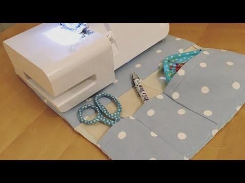 Fat Quarter Project : Overlocker sewing machine mat