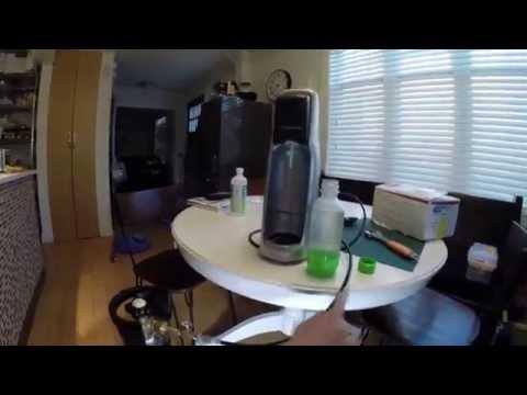 SodaStream CO2 Doctor FreedomOne+ Carbonator Replacement