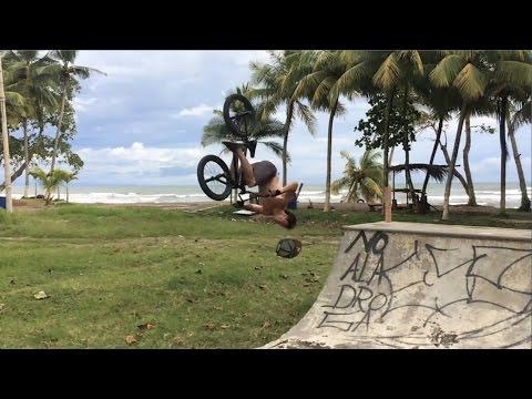 DYLAN STARK IRONMANE BMX 2016 VIDEO