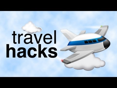 Travel Hacks: Survive Airport Hell, Get Cheap Flights, Stream Video, and more!