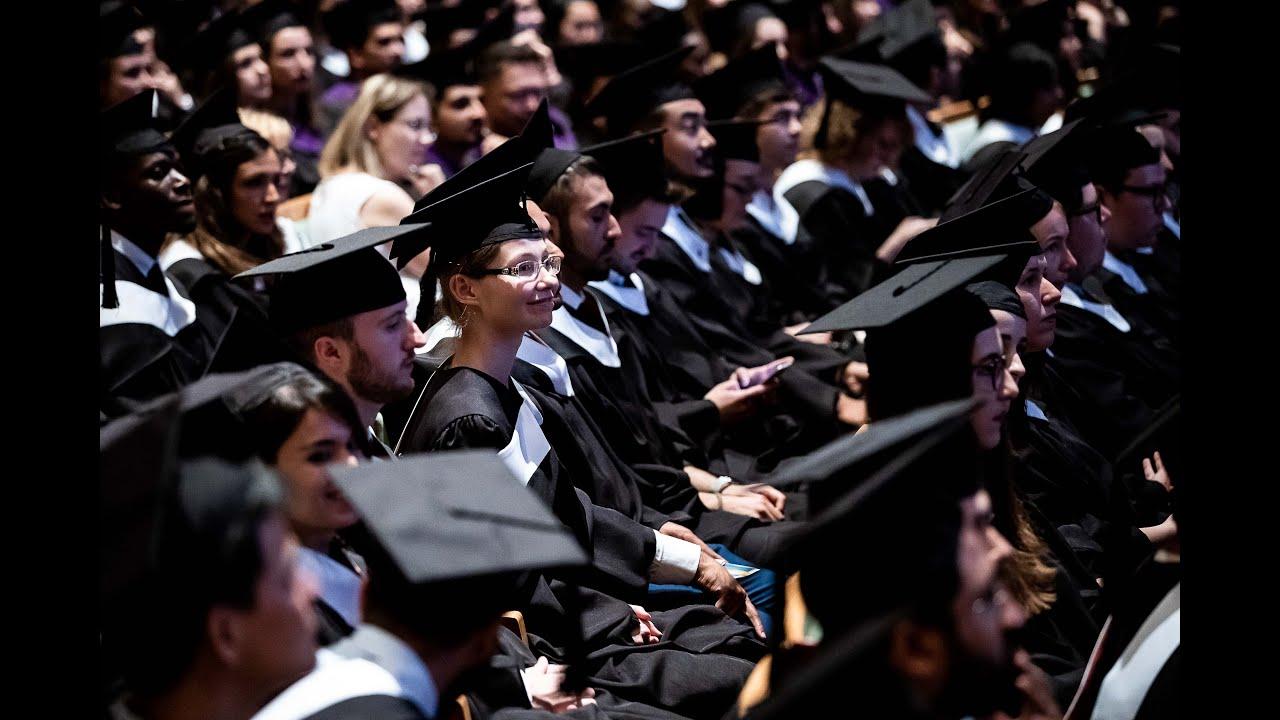 CEU Graduation Ceremony 2019