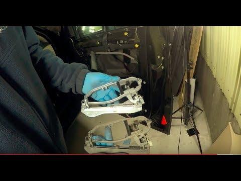 2000 -  2006 BMW E53 X5 Broken Door Handle Replacement Door Will Not Open Fix