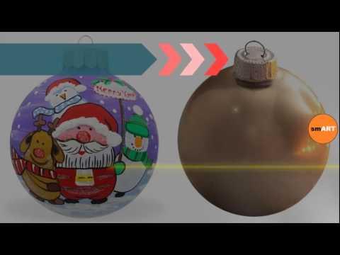 Glass Ball Christmas Ornaments - Ball Christmas Ornaments