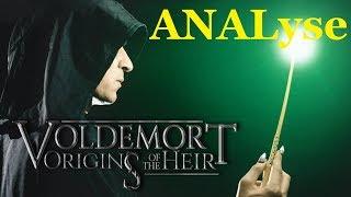 VOLDEMORT: Origins of the Heir TEASER ANALyse
