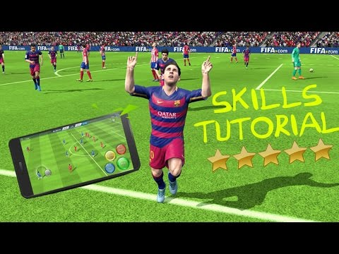 FIFA 16 Mobile Skills Tutorial - Android & IOS