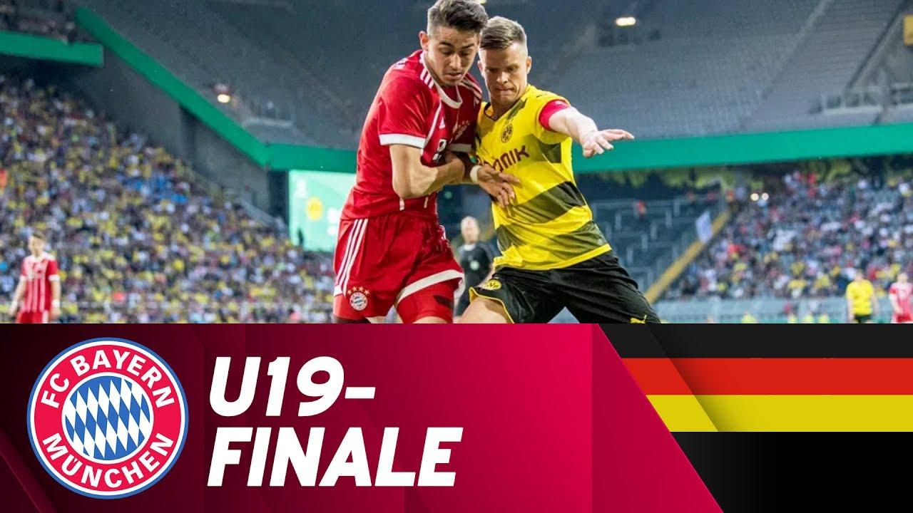 Borussia Dortmund - FC Bayern München   Highlights U19-Bundesliga Finale