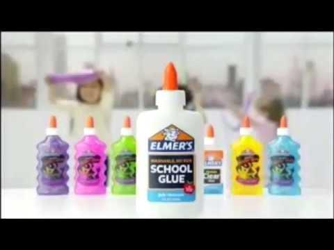 Elmer's School Glue Commercial