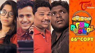 Fun Bucket | 66th Copy | Funny Videos | by Harsha Annavarapu | #TeluguComedyWebSeries