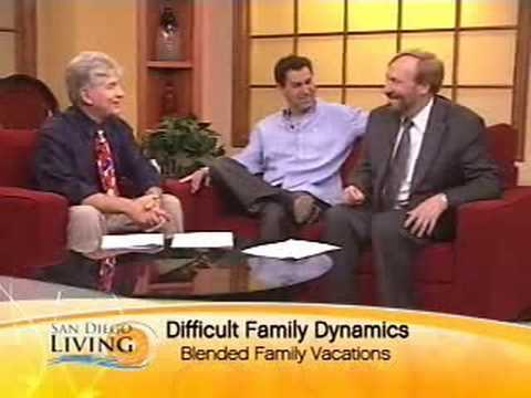 Family vacations for blended families