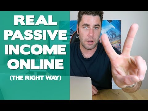 10 Ways to Make Passive Income Online That You Can Start Today!