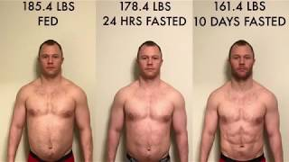 10 Day Snake Juice Fast Transformation!