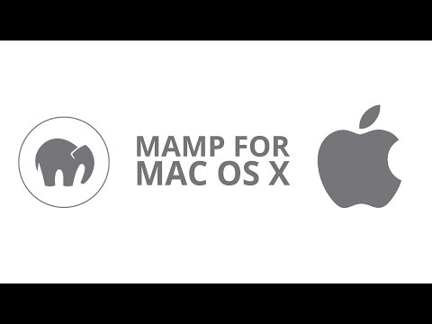 How to install MAMP on Mac OS X