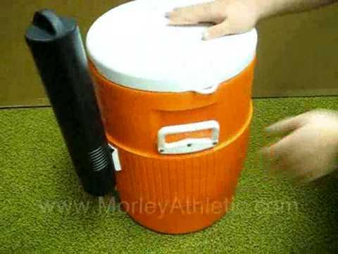 IGLOO 10 GALLON SEAT TOP WATER COOLER