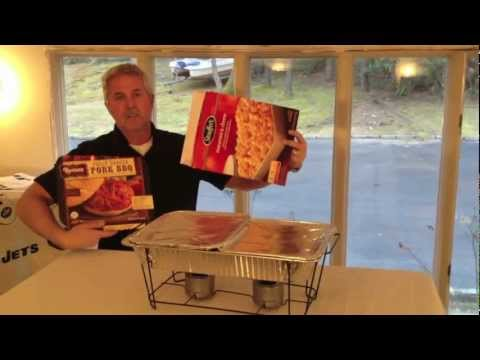 Stoufffer's - Quick n Easy Hot Food Buffet Party Tips