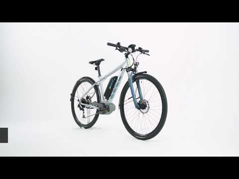 Fuji E-Traverse e-Bike Product Video by Performance Bicycle
