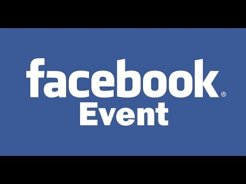 How to create a Facebook Event or Group