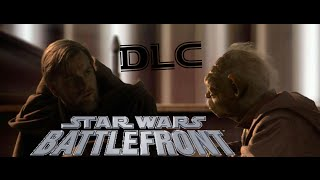 Star Wars Battlefront (custom) DLC Teaser #3 - Yoda & Obi Wan Kenobi
