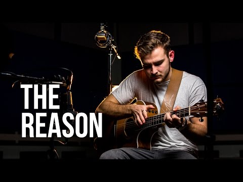 The Reason - Andy McKee [Cover: Brandon Masher] [4K]